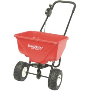 Fertilizer+Spreader+in+Red